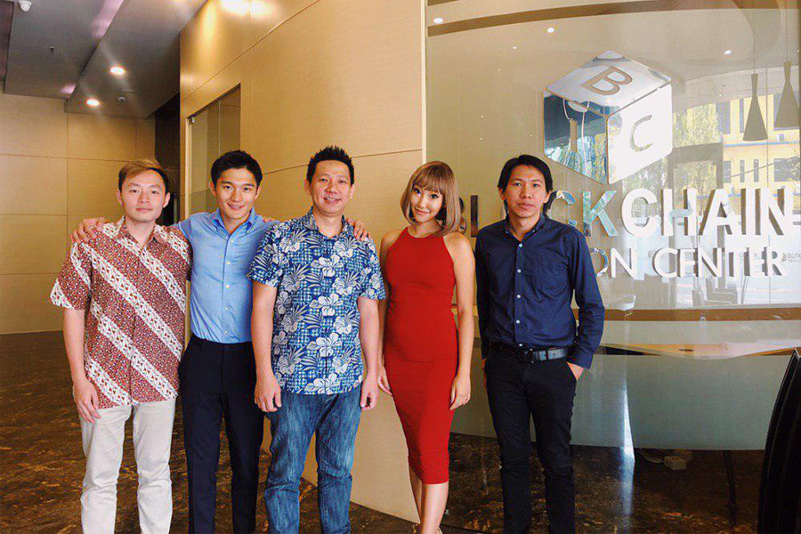 Thank you for visiting us Mrs. Amber Chook and Mr. Riku Kawano from Zebra Global
